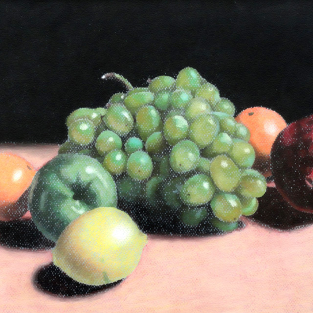 Fruit - Drawing by Christopher Spicer